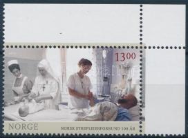 2012 100 éves a betegellátás ívsarki Mi 1795
