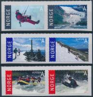 2013 Turizmus sor Mi 1809-1814