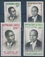 1961 Politikusok sor Mi 21-24