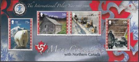 International polar year block, Nemzetközi sarki év blokk