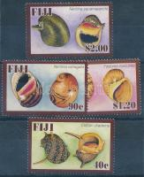 Freshwater snails set, Édesvízi csigák sor
