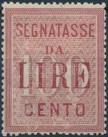 1884 Belső elszámolási bélyeg Mi 3