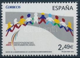 2010 200 éves függetlenség Mi 4498-4499