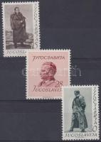 60th birth anniversary of Josip Broz Tito set, 60 éve született Josip Broz Tito sor