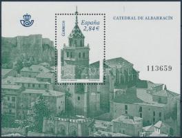 Cathedrals (V) block, Katedrálisok (V.) blokk