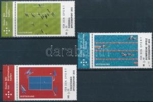 2012 Sportért sor Mi 2924-2926