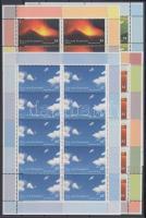 2011 A Négy Elem kisív sor Mi 2852-2855