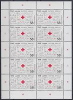 2013 150 éves a Vöröskereszt kisív Mi 2998