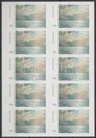 2013 Gerhard Richter: Festmény fólia ív Mi 3021