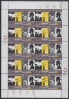 2003 Europa CEPT: Plakátművészet kisív Mi 2336