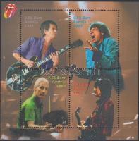 Rolling Stones block, Rolling Stones blokk