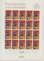 1979 Nemzetközi gyermekév kisívsor Mi 725-727
