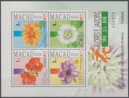 1993 Virágok és kertek blokk Mi 23