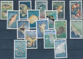 PHILAKOREA Stamp Exhibition stamps from one set (without airmail stamps), PHILAKOREA nemzetközi bélyegkiállítás bélyegek egy sorból (légi értékek nélkül)