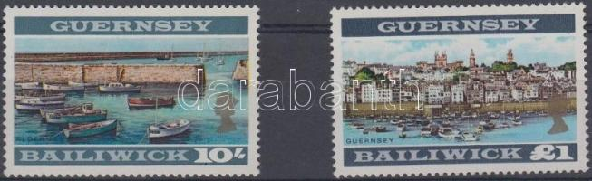 Forgalmi bélyegek egy sorból, Definitive stamps from one set