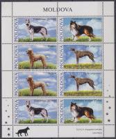 2006 Kutyák kisív Mi 565-568