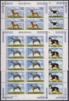 2006 Kutyák kisívsor Mi 565-568
