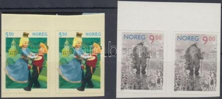 2002 Illusztrációk sor párokban Mi 1432-1433