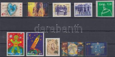 2000 10 db bélyeg