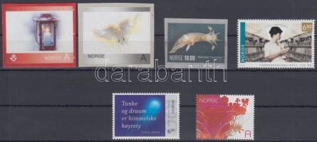 2006 6 db bélyeg