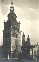 Kraków, Wieza, Ratuszowa / tower, town hall