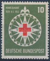 1953 125 éve született Henri Dunant Mi 164