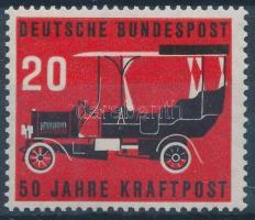 1955 50 éves az postaautó Mi 211