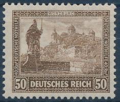 1930 Épületek záróérték Mi 453