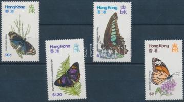 Butterflies set, Pillangók sor