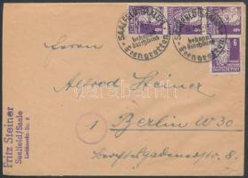 1950 Távolsági levél