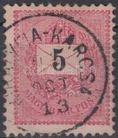 1889 5kr KIRÁLYFIA - KARCSA