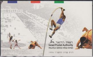 Atlanta Summer Olympics stampbooklet, Atlantai nyári olimpia bélyegfüzet