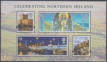 Észak-Írország 2008 Nemzeti ünnepnap blokk Mi 1
