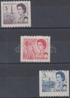 Definitive horizontally perforated stamps (402 shifted picture), Forgalmi vízszintesen fogazott bélyegek (402 eltolódott bélyegkép)