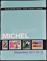 Michel Tengerentúl 5/2 Nyugat Afrika H-Z katalógus 2011 új állapotban