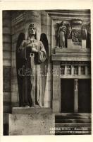 Krásna Horka, mausoleum, Krasznahorka, Mauzóleum