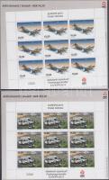 2013 Europa CEPT Postai járművek kisívpár Mi 632C-633C