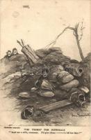 The Thirst for Reprisals s: Bruce Bairnsfather, A harctér a csata után s: Bruce Bairnsfather