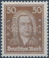 1926 Bach Schlegel vizsgálójellel Mi 396