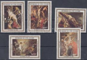 Easter: Rubens paintings set, Húsvét: Rubens festmények sor