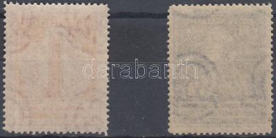 1949 Alexander Volta sor Mi 784-785