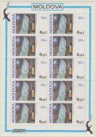 1995 Europa CEPT kisív sor / Mi 164-166 minisheets