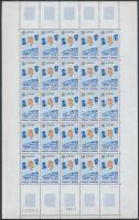 1991 Europa CEPT kisív sor / Mi 423-424 minisheets