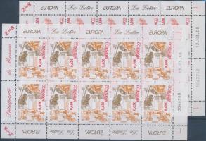2008 Europa CEPT kisívsor Mi 2890-2891