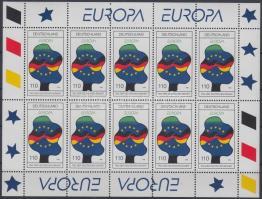 Europe CEPT minisheet, Europa CEPT kisív