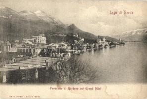Gardone, Lake Garda, Grand Hotel