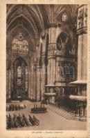 Milano, Milan; Duomo / cathedral interior