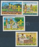 125th birth anniversary of Robert Baden-Powell, founder of Grenada Scouting set, 125 éve született Robert Baden-Powell, a grenadai cserkészet alapítója sor