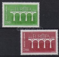 Europe CEPT, Bridges, Mint never hinged, Europa CEPT pár, Europa: 25 Jahre Europäische Konferenz der Verwaltungen für das Post- und Fernmeldewesen (CEPT)