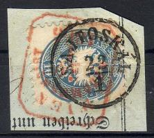 1864 10kr SAJTOSKÁL
